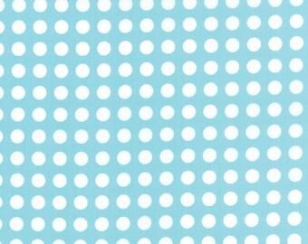 SALE!!  Gooseberry (5013 16) Polka Dots Sky by Lella Boutique