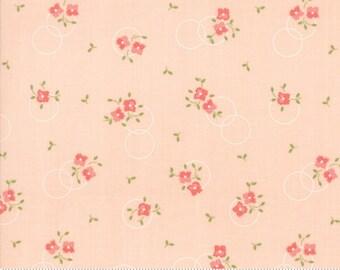 Sugarcreek Blush Flower Girl by Corey Yoder (Little Miss Shabby) for Moda (29072 14)