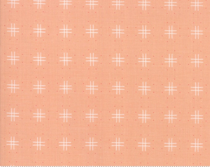 Lollipop Garden Tic Tac Toe - Tangerine - Lollipop Garden by Lella Boutique - (5083 18)
