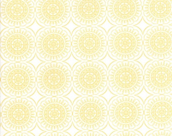 Pepper & Flax (29044 16) Tansy Medallion by Corey Yoder