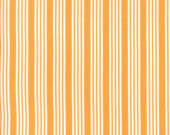 The Good Life (55157 18) Marmalade Stripe by Bonnie & Camille - 1/2 yard