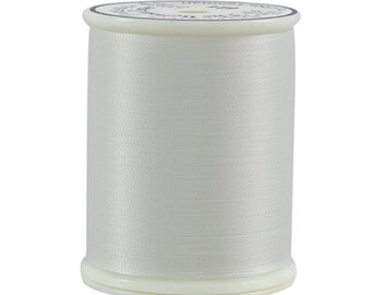 621 Lace White - Bottom Line 1,420 yd spool by Superior Threads