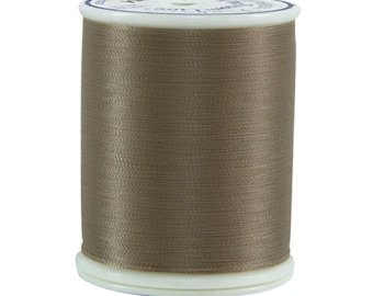 654 Oatmeal - Bottom Line 1,420 yd spool by Superior Threads