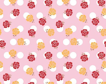 Sew Cherry 2 By Lori Holt Rose Pink (C5801-Pink)