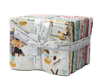Howdy Fat Quarter Bundle (20550AB) by Stacy Iest Hsu - 31 FQ's  Plus Lil Lady and Lil Cowboy Panel
