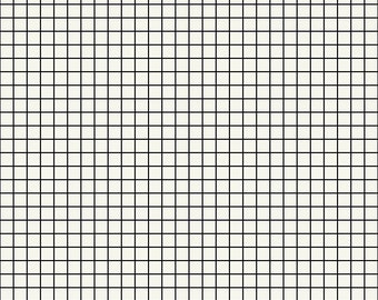 Ruby Star Society Anagram Grid Crossword by Kimberly Kight - (RS3005 13) - White Fabric - Basic Fabric