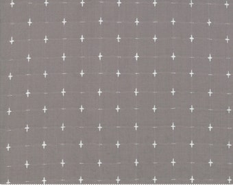 Sugarcreek Silky Woven Slate Plus by Corey Yoder (Little Miss Shabby) for Moda (12230 28) - Cut Options Available