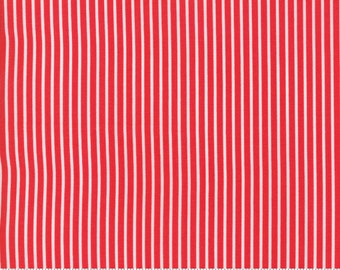 Smitten (55173 11) Red Pinstripe Bonnie & Camille