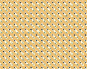 Cozy Christmas Cozy Dots Yellow (C7971-Yellow)
