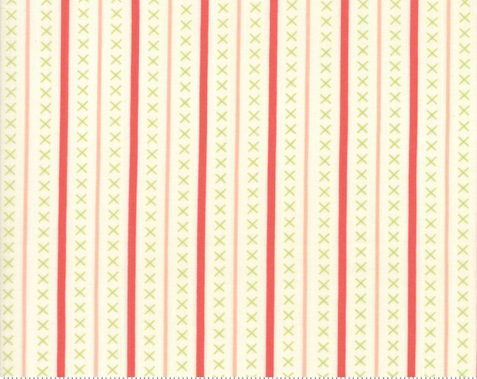 Walkabout Ivory Pathway (37566-11) by Sherri and Chelsi for Moda Fabrics