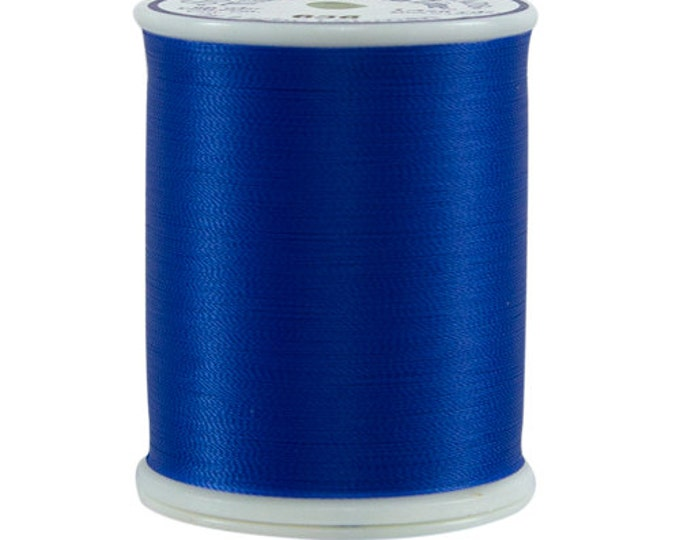 636 Bright Blue - Bottom Line 1,420 yd spool by Superior Threads