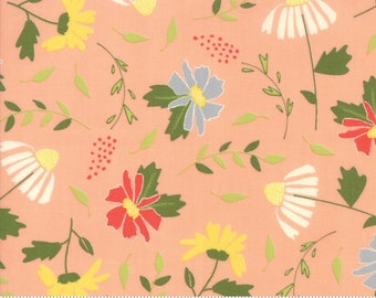 Clover Hollow (37550 15) Peachy Meadow Blooms by Sherri and Chelsi