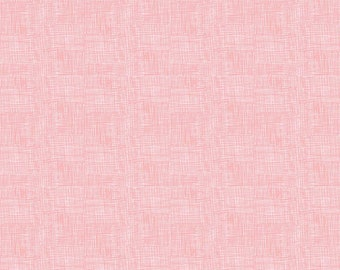Edie Jane - Sketch - Pink (C8186 PINK) by Deena Rutter for Riley Blake Designs - Pink Fabric - Girl Fabric - Cotton Quilting Fabric