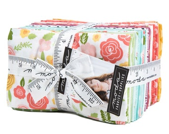 Lollipop Garden Fat Eighth Bundle by Lella Boutique - (32 F8's) - 5080F8
