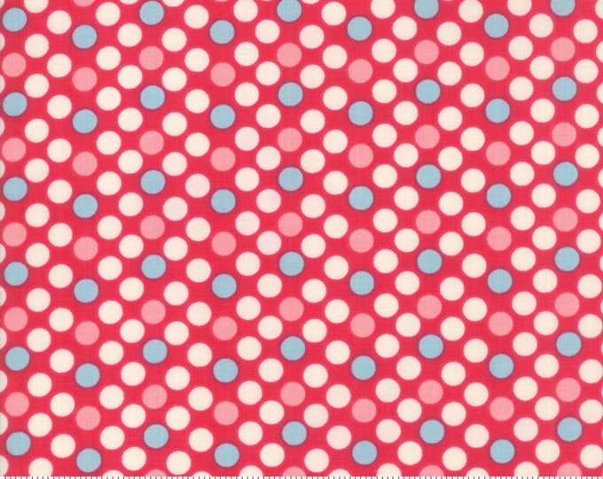 Cheeky Rose Dottie by Urban Chiks for Moda Fabrics (31142 13)