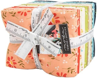 PREORDER: Walkabout Fat Quarter Bundle by Sherri and Chelsi for Moda Fabrics (37560AB)