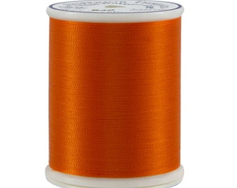 639 Bright Orange - Bottom Line 1,420 yd spool by Superior Threads