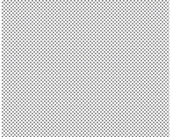 Kisses Gunmetal Sparkle (SC220) - Riley Blake Designs