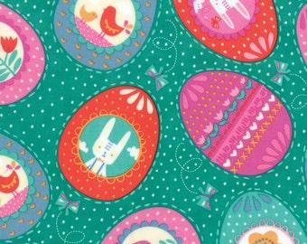 Spring Bunny (20542 14) Jade Eggs Eggs Eggs by Stacy Iest Hsu