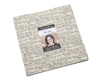 Home Layer Cake by Kathy Schmitz for Moda Fabrics (7010LC)