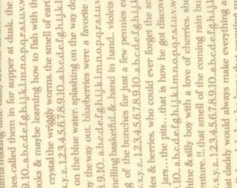 Ella Ollie (20304 27) Cobblestone Text by Fig Tree & Co.