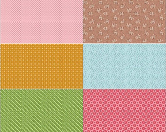 Granny Chic Scrappy Sixth Panel One by Lori Holt (Bee in My Bonnet) (SSP8525-ONE) - Riley Blake Designs - Lori Holt Granny Chic