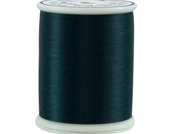 643 Dark Green - Bottom Line 1,420 yd spool by Superior Threads