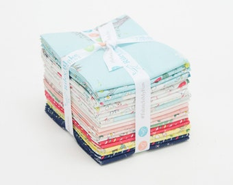 Serendipity Fat Quarter Bundle SALE (FQ-7260-21) by Minki Kim - FQ Bundle