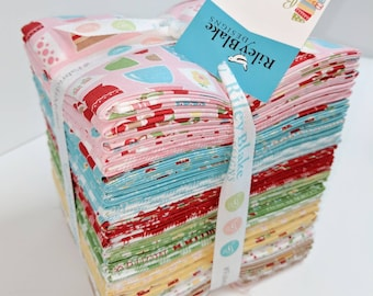 Bake Sale 2 by Lori Holt - FQ Bundle - (33 pcs)