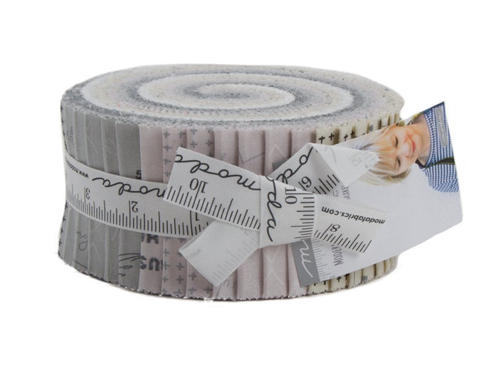 Modern Backgrounds More Paper (1670JR) by Zen Chic - Jelly Roll