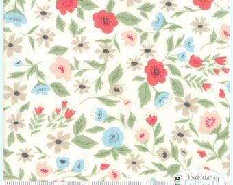 Garden Variety (5070 11) Cloud Floral Garden Bed by Lella Boutique