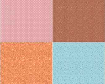 Farm Girl Vintage Companion Fat Quarter Panel One by Lori Holt (Bee in My Bonnet) (FQP8744-ONE)