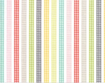 Flower Mill (29036 11) Daisy Gingham Stripe by Corey Yoder