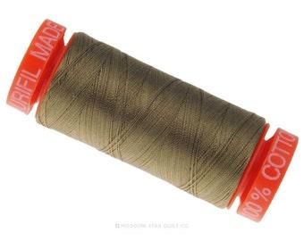 MK50 2370 - Aurifil Sandstone Cotton Thread