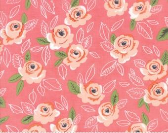 Sugar Pie (5040 19) Pink Wildest Rose by Lella Boutique
