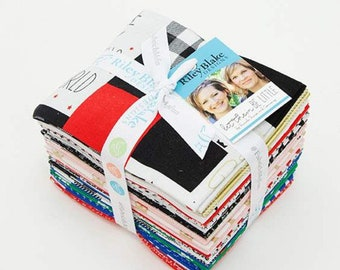 Let them be Little Fat Quarter Bundle by Simple Simon (FQ-7510-21)