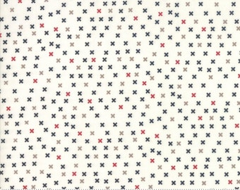 The Print Shop Multi X Yardage by Sweetwater for Moda Fabrics  (5741 14) - Cut Options Available