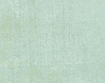 Grunge Basics Mint (30150 155) by Basicgrey for Moda Fabrics