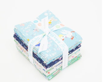 Once Upon a Rhyme Fat Quarter Bundle (FQ-8020-18)