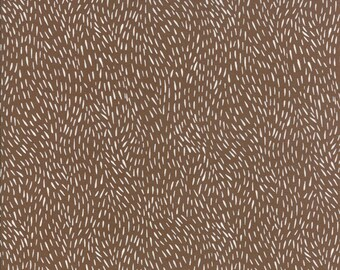 Gingiber Merriment Fur - Cocoa (48277 15) for Moda Fabrics