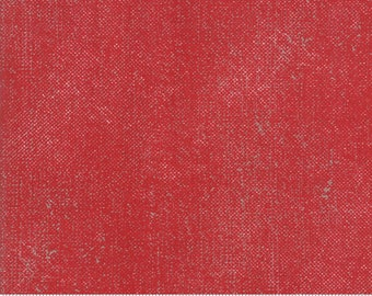 Sweet Tea Back Roads in Red by Sweetwater for Moda Fabrics - (5728-18)