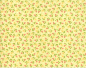 Sunnyside Up Tiny Buds Lighthearted (Yellow) by Corey Yoder (Little Miss Shabby) for Moda (29055 12)