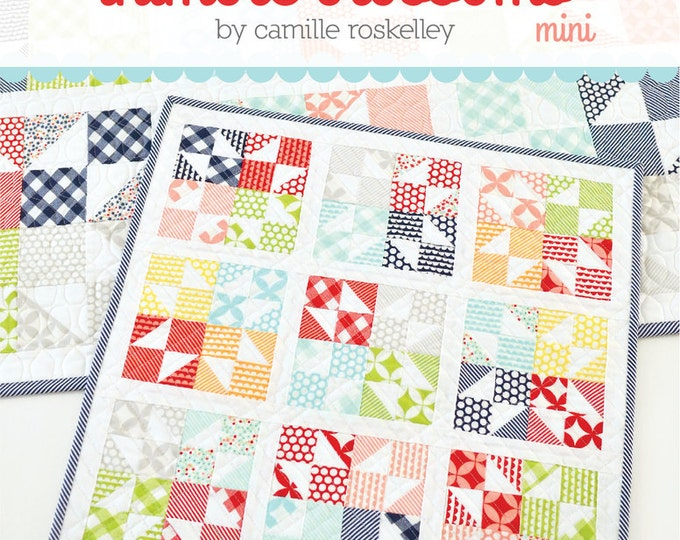 Little Star Mini - Mini Pattern by Thimble Blossoms (TB209)
