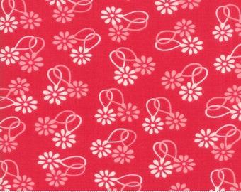 Cheeky Rose Daisy Chain by Urban Chiks for Moda Fabrics (31141 13)