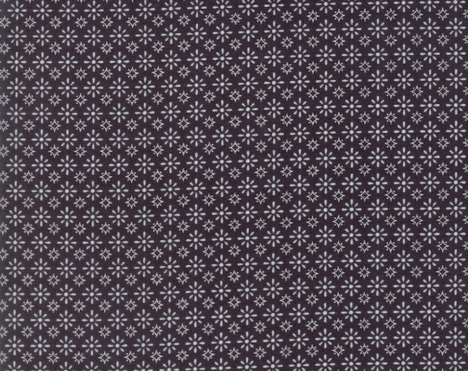 Freedom (5644 16) Charcoal Bandana by Sweetwater - Fat Quarter
