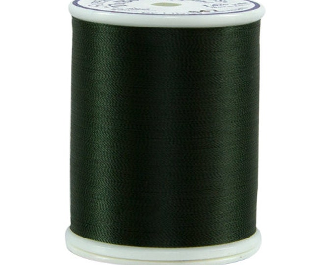 647 Dark Sage - Bottom Line 1,420 yd spool by Superior Threads