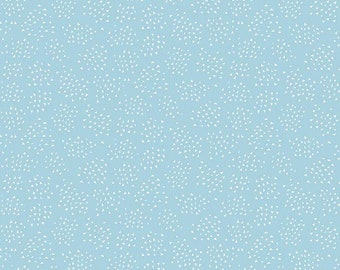 In The Forest Blue Cluster Dots Yardage by Riley Blake Designs (C8954-BLUE) - Cut Options Available