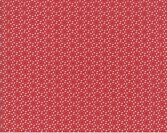 Sweet Tea Lace in Red by Sweetwater for Moda Fabrics - (5727-18)