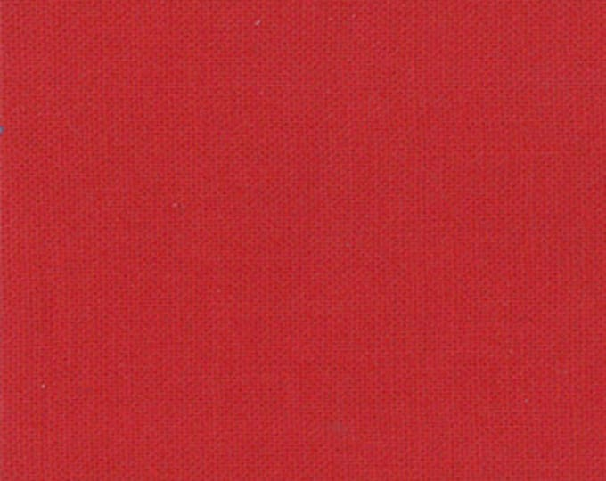 Cherry (9900 230) - Bella Solids fabric Moda Basics