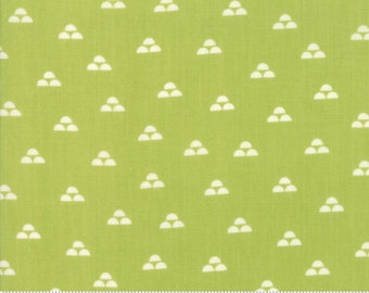Walkabout Leaf Moonrise (37563-13) by Sherri and Chelsi for Moda Fabrics